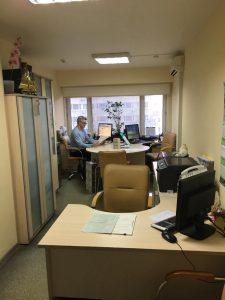 Офис на метро Октябрьская