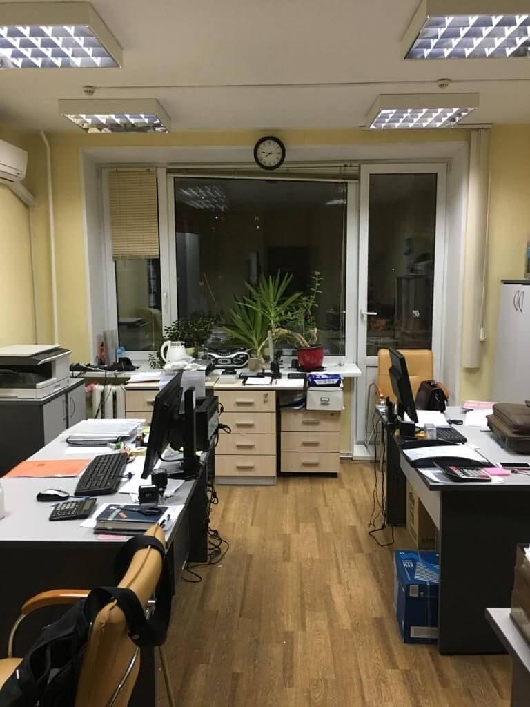 Oficina de traducciones en Moscú